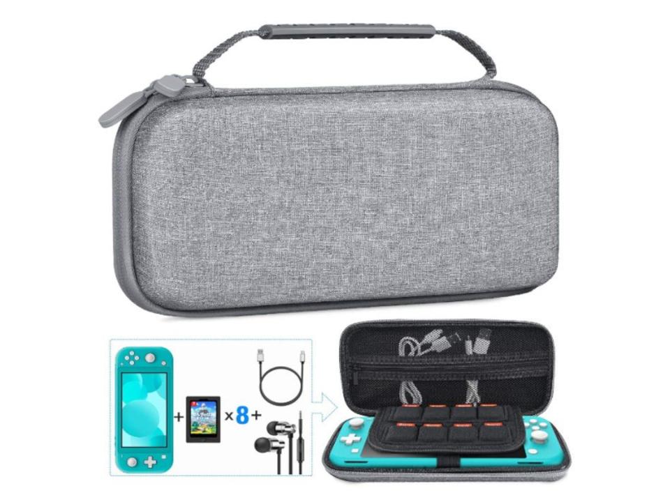 【きょうのセール情報】Amazonタイムセールで、900円台のバッグ型で収納多数なSwitch Lite用ケースやSoundPEATSの完全ワイヤレスイヤホンがお買い得に