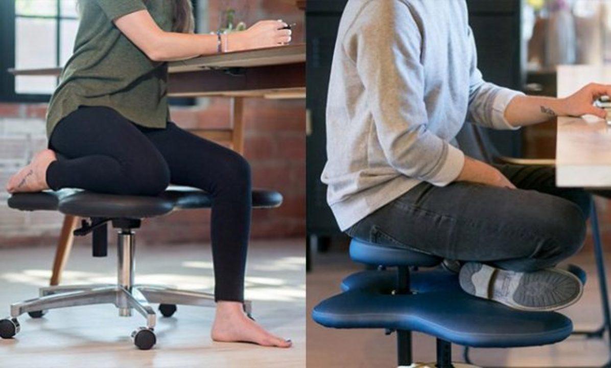 こんなの欲しかった! 仕事用だけどあぐらで座れる椅子「Soul Seat」
