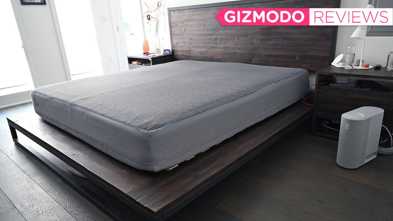 温度をコントロールできるベッドマットレス「Eight Sleep Pod」レビュー:いつも寝てるベッドに戻れない