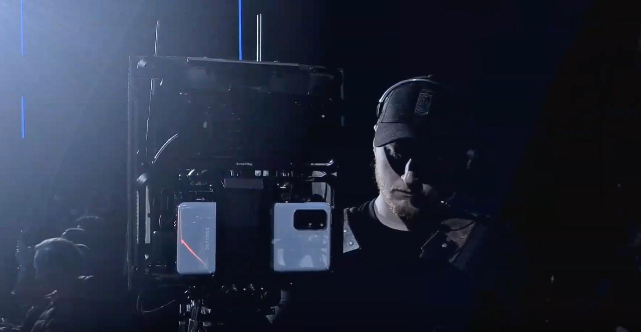 新スマホでさっそくガチ撮影。サムスンが新製品発表会の配信映像をGalaxy S20で撮ってしまう #SamsungEvent