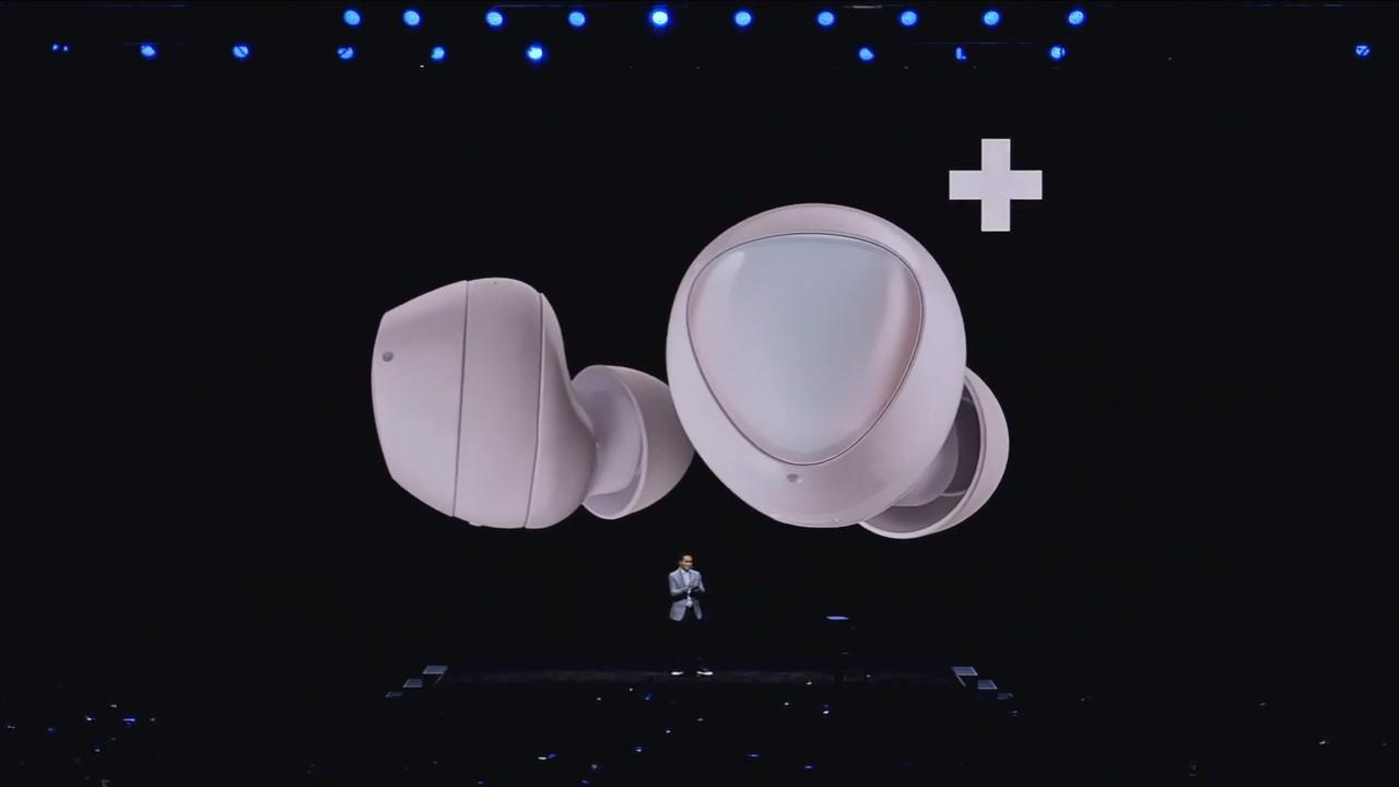 Spotifyとも超なかよし。サムスンの新完全ワイヤレスイヤホン「Galaxy Buds+」はガチ低音系っぽい #SamsungEvent