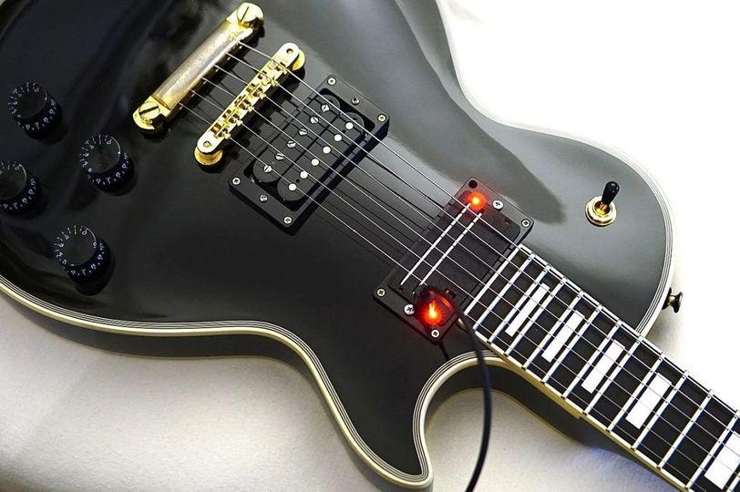 ZZ TOPのお墨付き。ギターの低音弦にベース音を追加するピックアップ