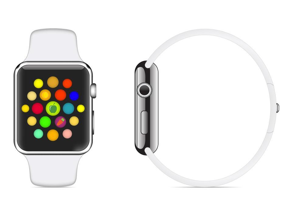 Apple Watchのデジタルクラウンが回せなくなったらどうしよう!