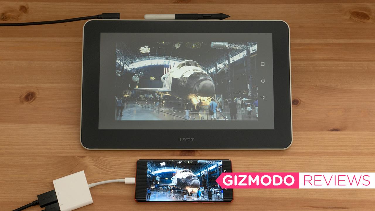 Wacom Oneレビュー:Wacom初スマホ連動タブレット、安さと作業効率を天秤にかけて
