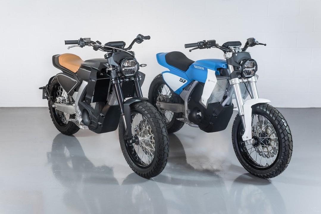 1984年に消えたスペインのバイク・メーカーPURSANG、ダートラ風EVバイクで復活
