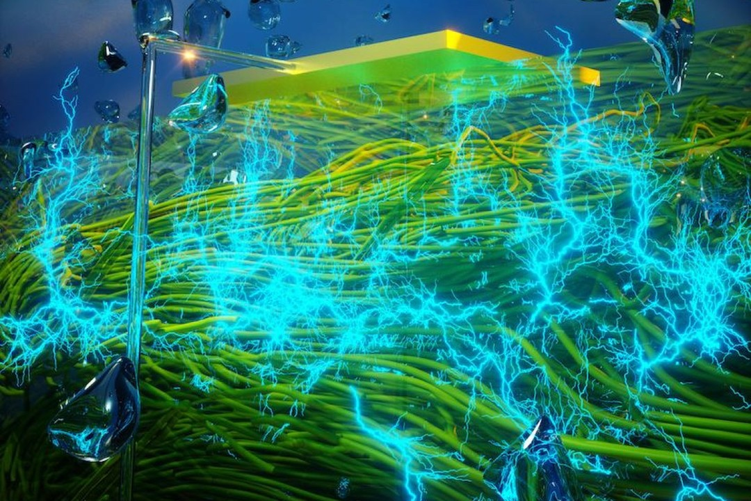 素材は大腸菌。空気中の湿気で発電するフィルムが開発される