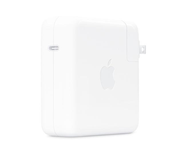 デカデカなAppleのUSB-C電源アダプタ、小さくなるかも