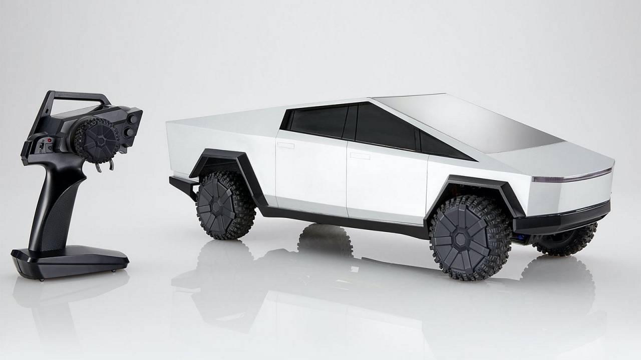 実車より早く・安くゲットできるCybertruckのラジコン