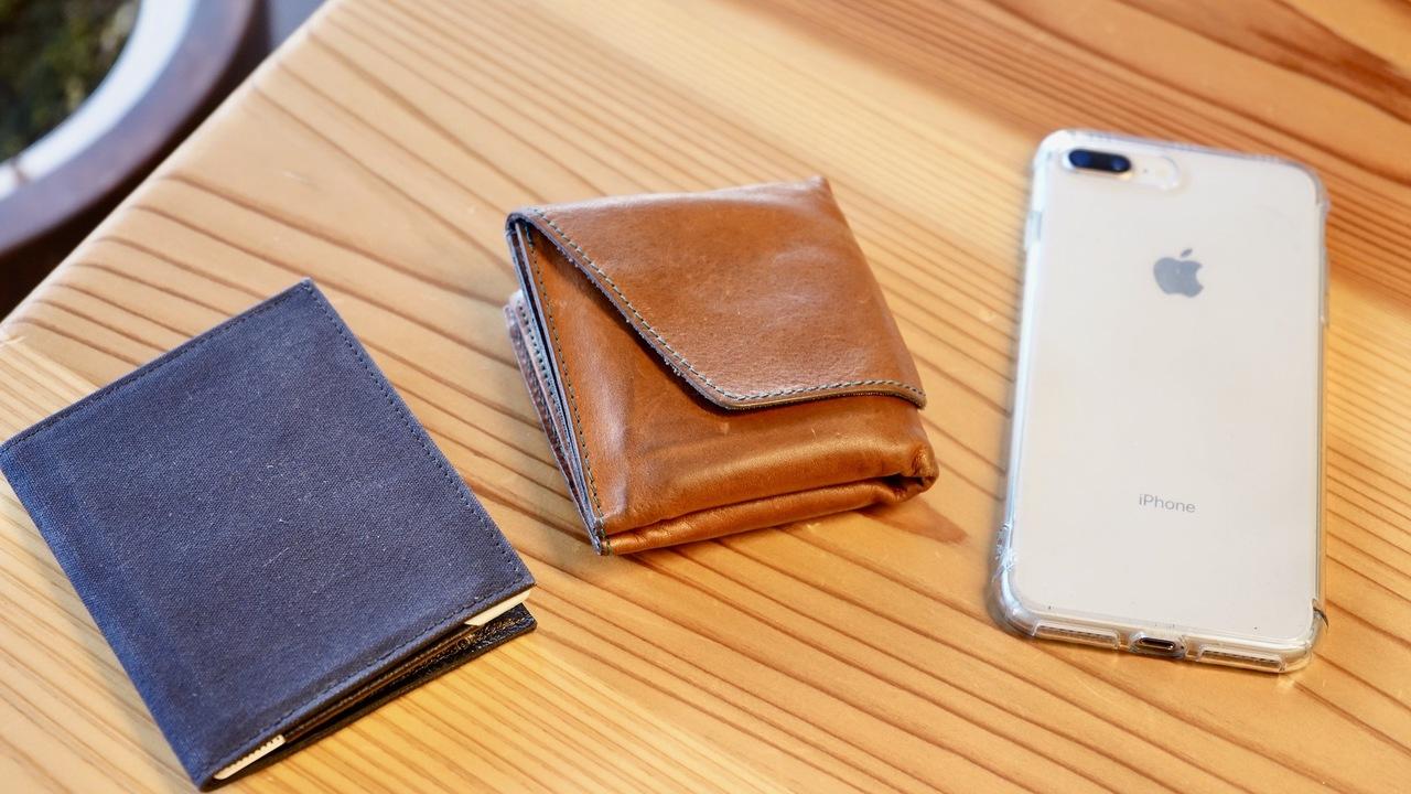 2019年に実際に使ってよかった2つの薄い財布