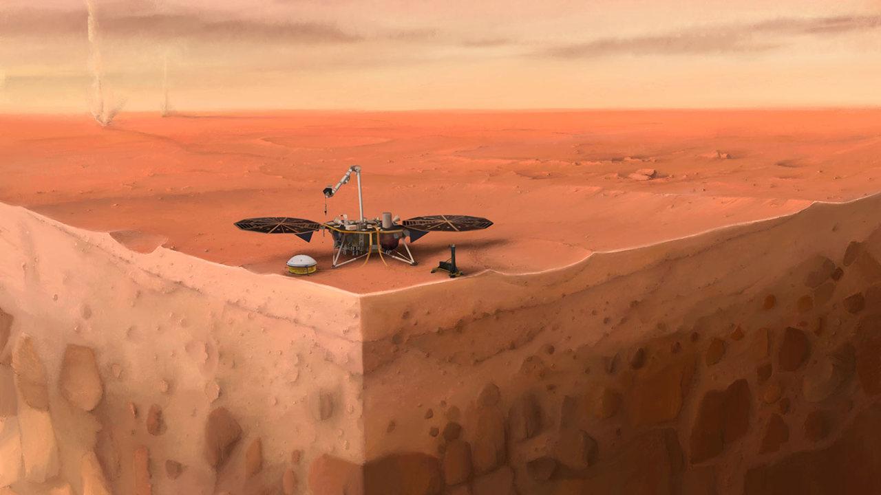 火震に、砂塵嵐に...火星は私たちが思っていた以上にアクティブだったみたい!