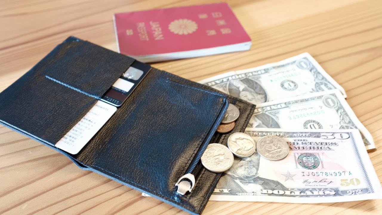 旅行用財布使ってる? 紛失してわかったセカンドウォレットの重要性