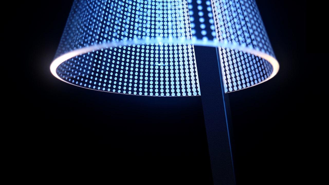 ベッドサイドにいいかも! モーションセンサーや無線充電搭載のデザインランプのキャンペーンが終了間近