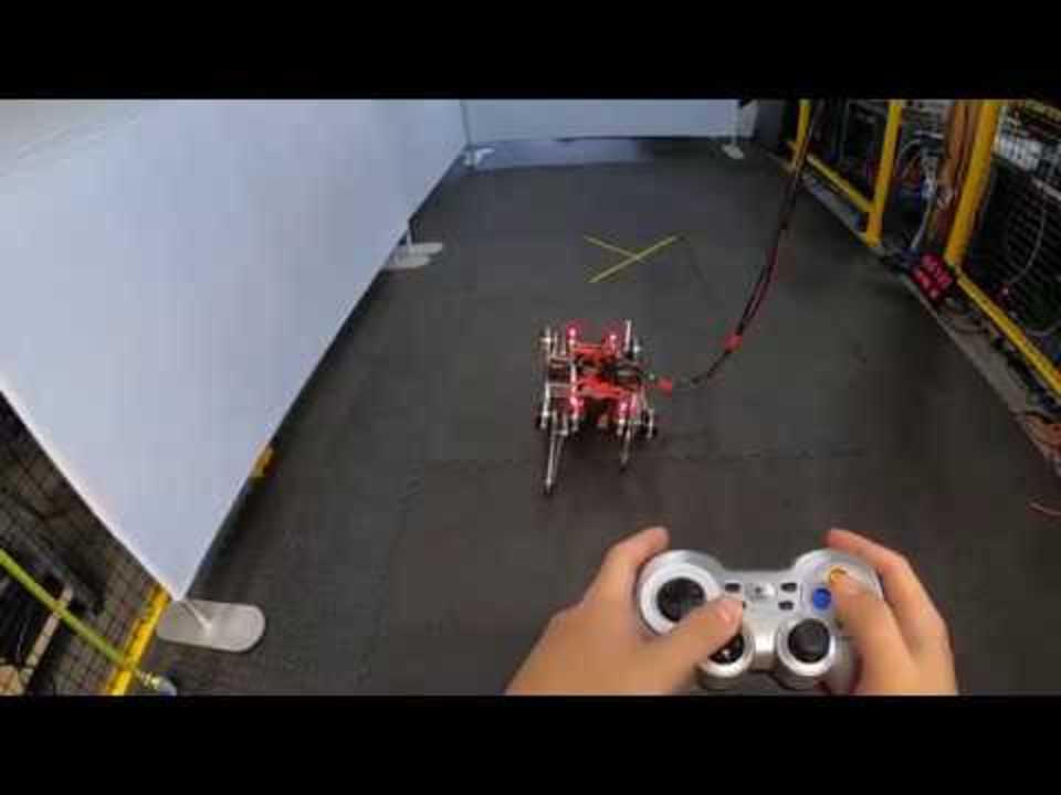 Google主導の四脚ロボットがAIで歩行を学ぶとこうなる