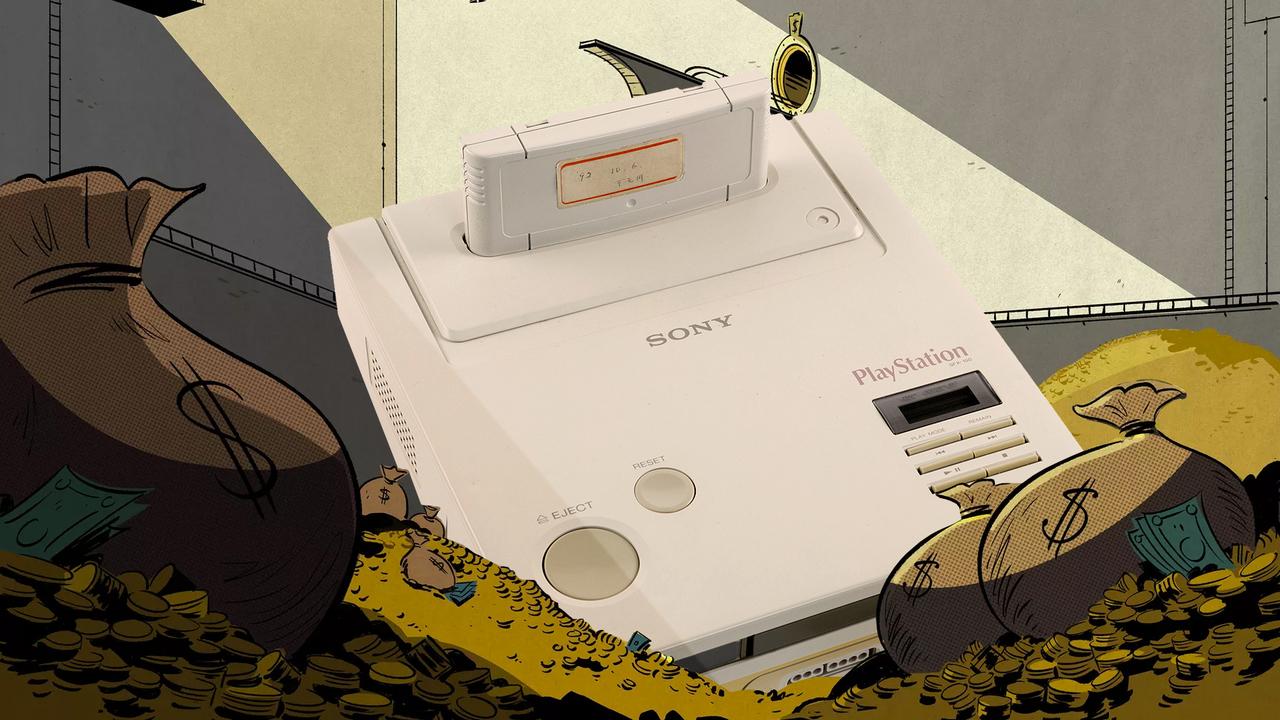 PlayStationが約3700万円で落札…その正体とは?