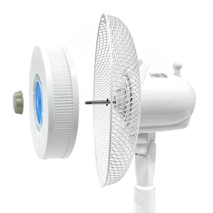 扇風機を空気洗浄機にするカスタム強化キット