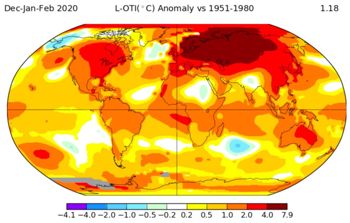 約130年間の観測史上、最も暖かい冬になったロシア。冬眠中のクマが目覚め、花が咲く