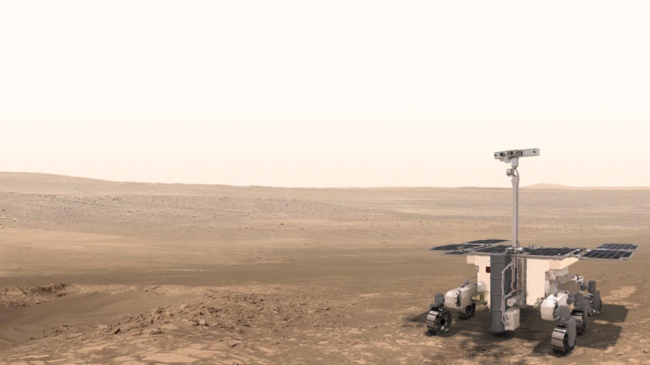 新型コロナウイルス禍、ついに宇宙まで…火星探査車を積んだロケット打ち上げが、2年延期