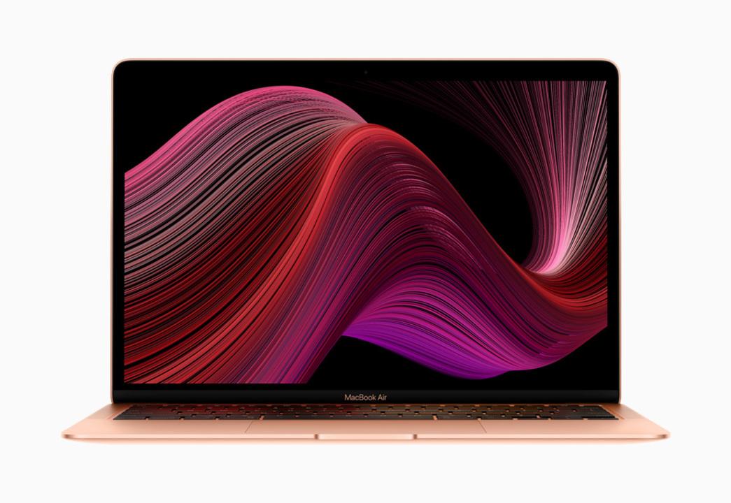 MacBook Airも高スペック&お安くなって新登場!