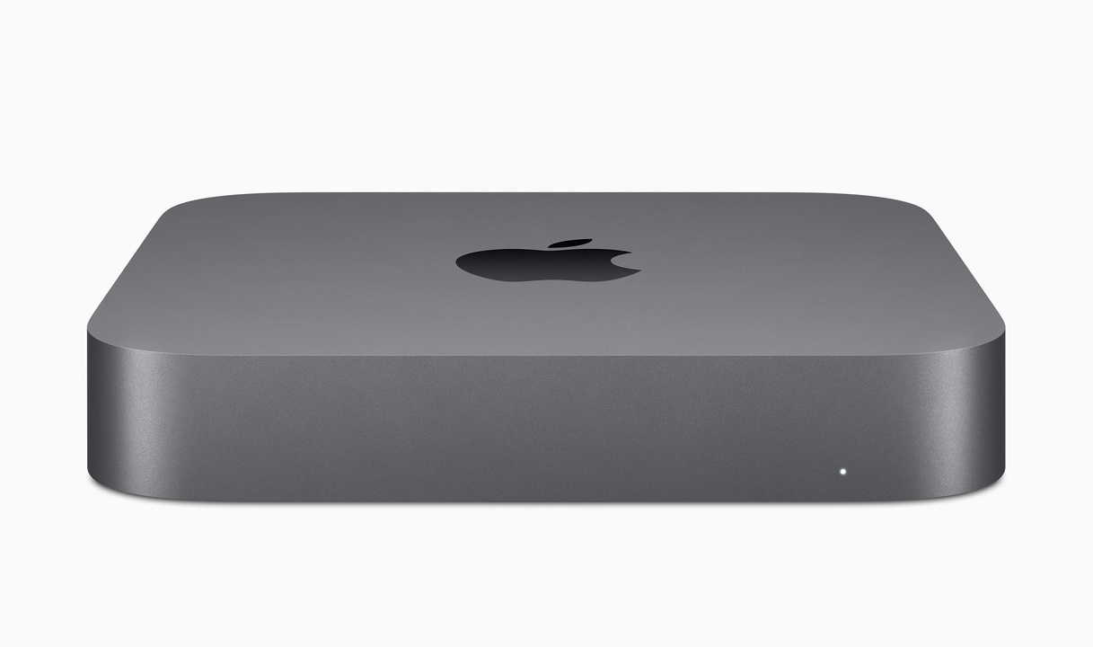 地味に…ですが、Mac miniにもアップデートが訪れました