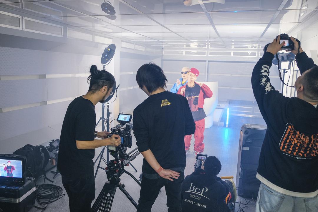 僕らの「未来」をDIY! JP THE WAVYのミュージックビデオ制作現場に潜入&制作陣インタビュー