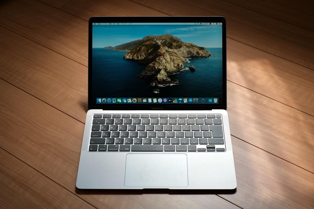 新型MacBook Airハンズオン:Air、おかえり!