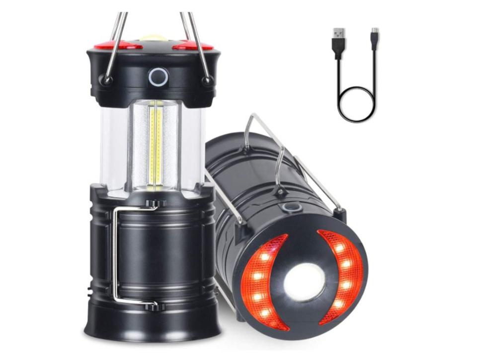 【きょうのセール情報】Amazonタイムセールで、1,000円台の乾電池でも使えるLEDランタンや800円台のUSB-C・Lightning変換ケーブルがお買い得に