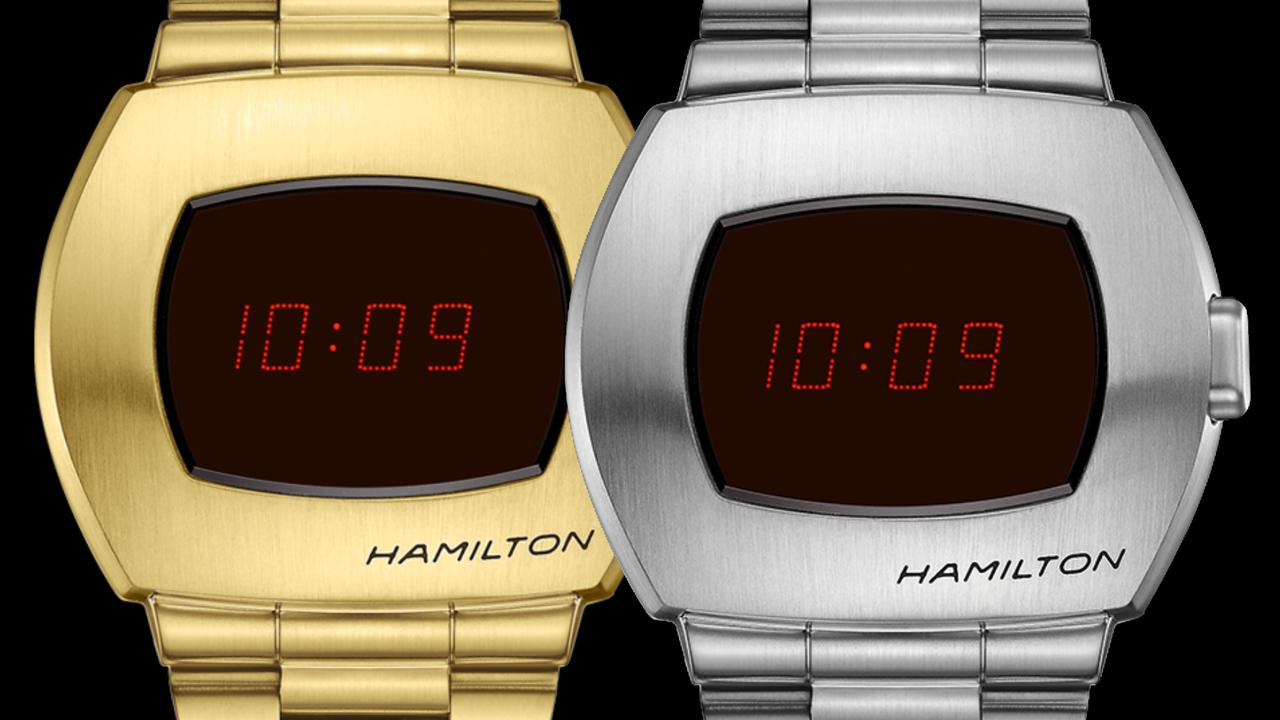 1972年生まれの世界初デジタル腕時計が帰ってきた!安くはないよ
