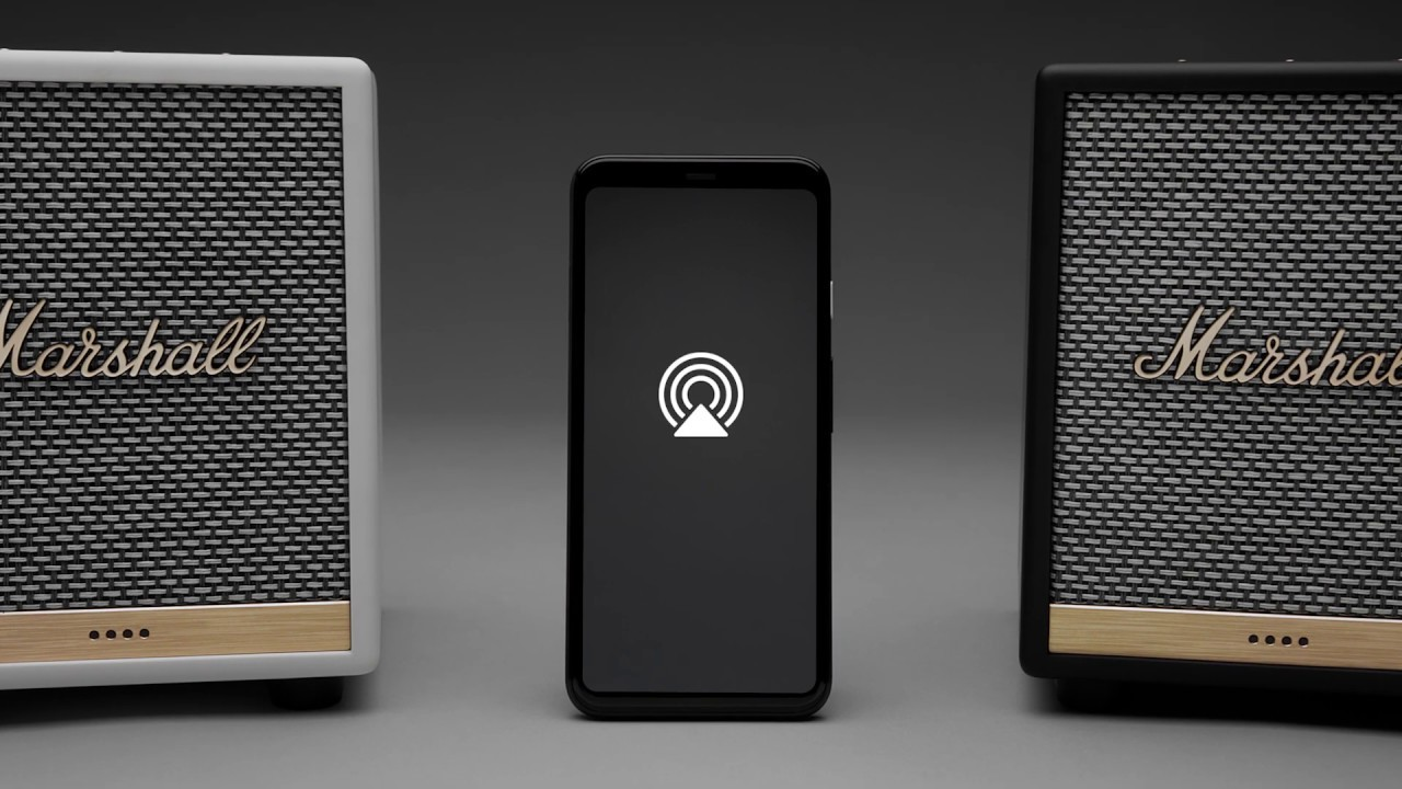 ギターアンプのマーシャル、音声アシスタント内蔵のスマートスピーカー「Uxbridge」を発表