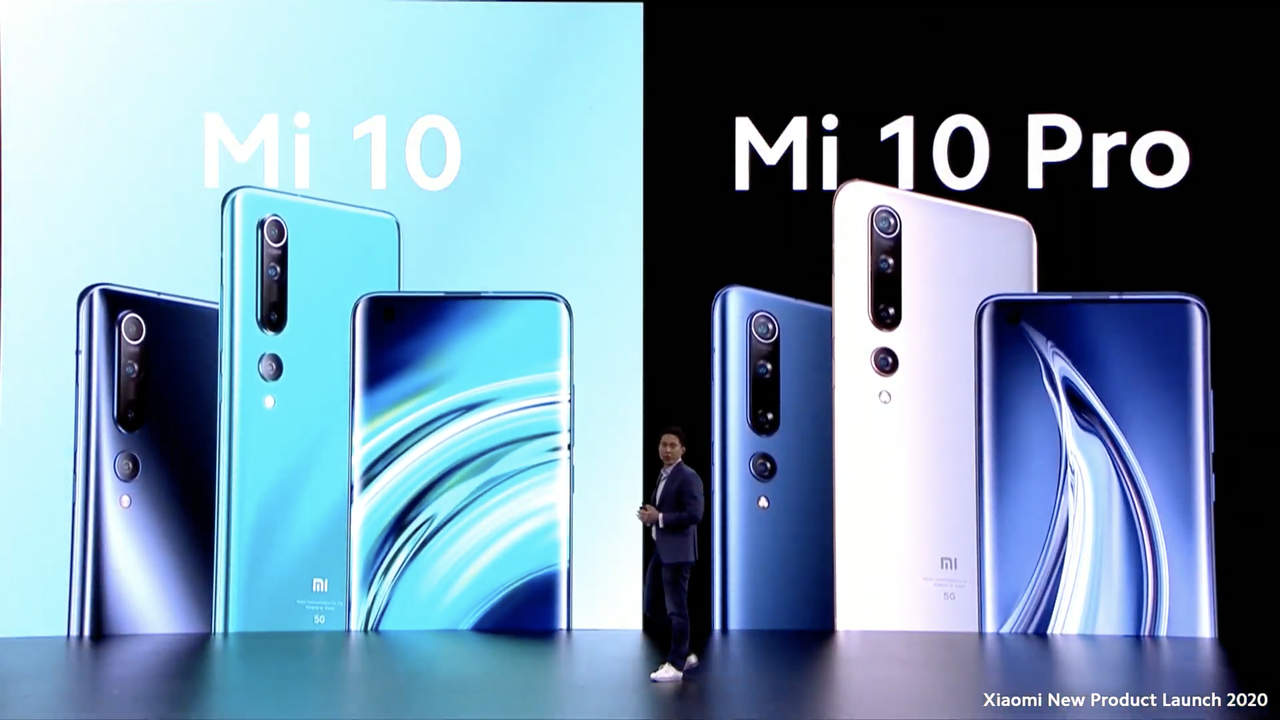 シャオミも出した8K撮影スマホ。クリエイターが手にするべき動画機「Mi 10 Pro」は999ユーロ(約12万円)