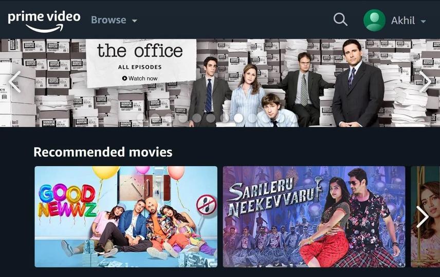 みんなで見よう。Amazonプライム・ビデオで6個のプロファイルが設定可能に