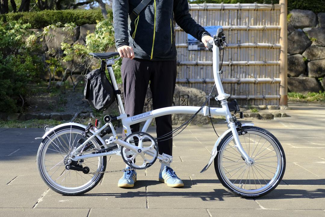 5万円の自転車を買うつもりが気がついたら20万円出していた。でも、僕は満足してるんだ…