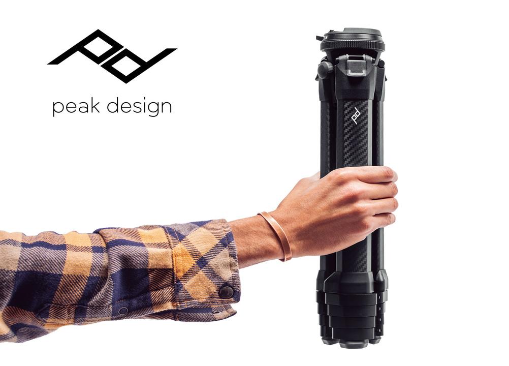 アガれる三脚、Peak Design「Travel Tripod」一般発売日が決定しました