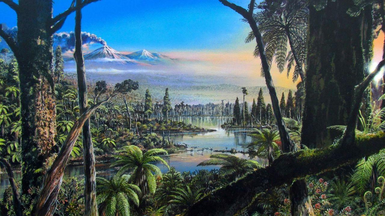 白亜紀、南極付近はジャングルだった!? 9000万年前の化石が語る「地球は暑かった」