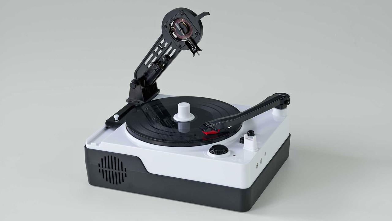 子どもと一緒にレコードが作れる「トイ・レコードメーカー」が大人にとっても楽しそう