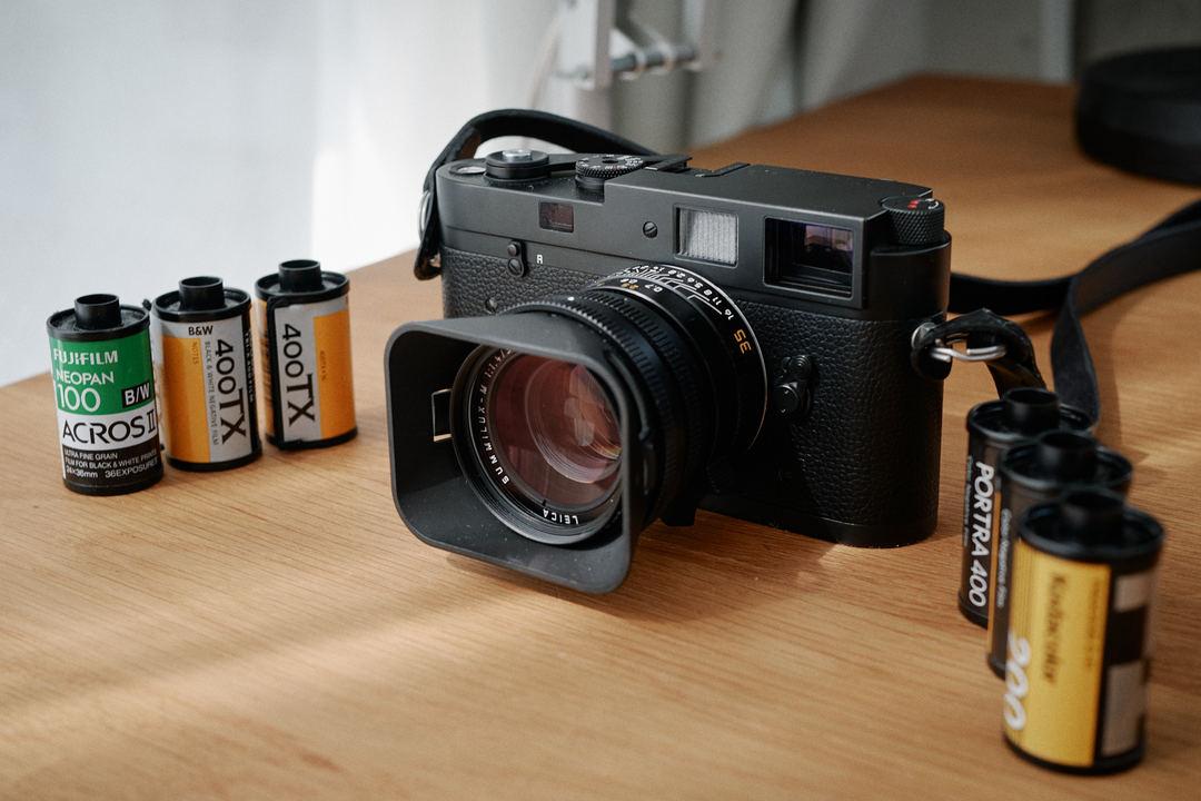 いま新品で買える機械式フィルムカメラ「ライカM-A」レビュー:型落ちが宿命のデジタル製品に逆行する、一生モノのカメラ