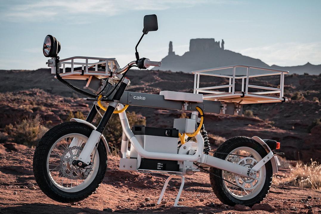 骨組みにバッテリー積んだだけ? 直線的で超シンプルなEVバイク「Ösa」