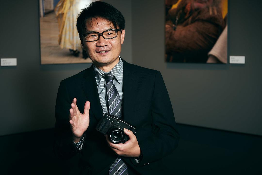 CONTAX、ライカ、ローライフレックス。富士フイルム 上野隆さんはカメラをこう選ぶ