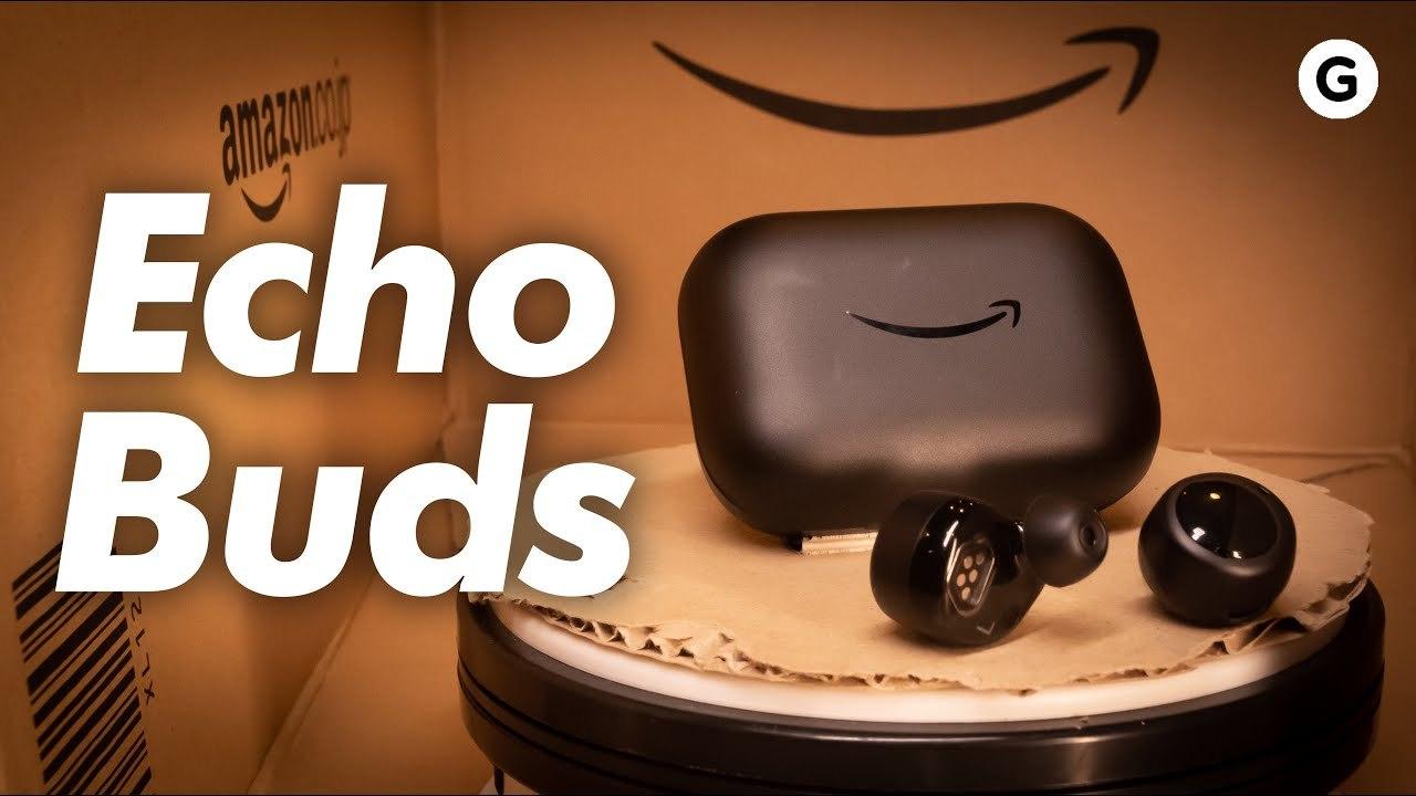 アマゾンの完全ワイヤレス「Echo Buds」、残念なところのダメージがすごい