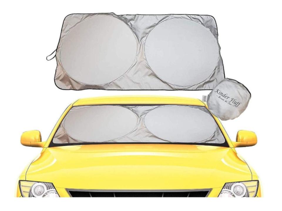 【きょうのセール情報】Amazonタイムセールで、1,000円台の大型で取り付け簡単な車用サンシェードや常温保存できる半生讃岐うどん10食セットがお買い得に