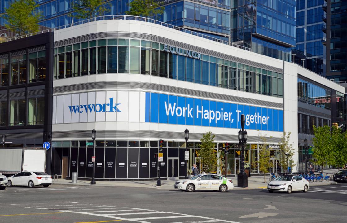 WeWork、賃料が払えなくなってきた