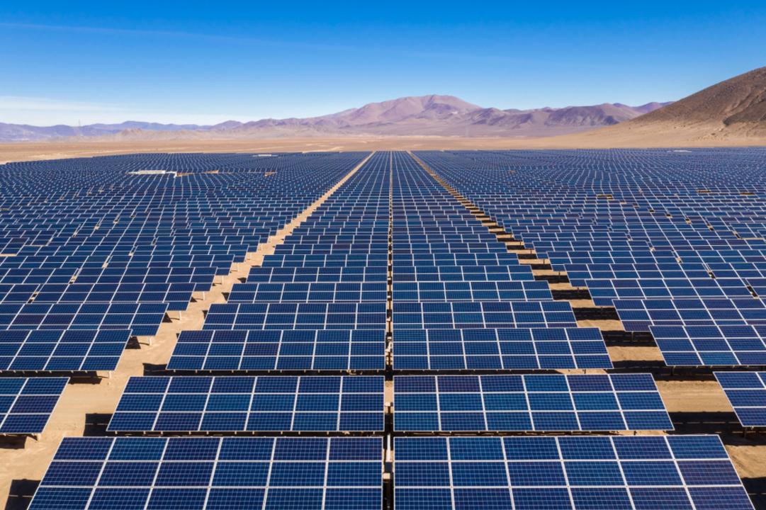 世界の電力の1/3は再生可能エネルギーになりました
