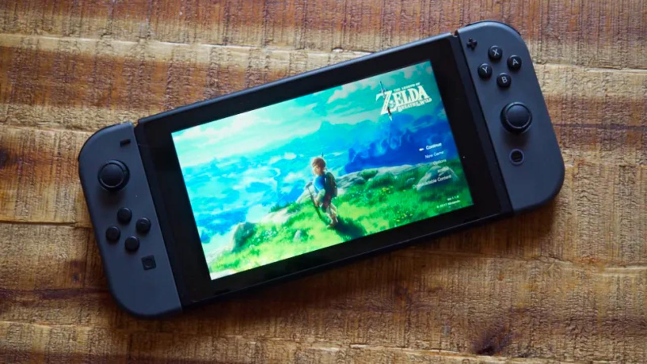 Nintendo Switchの待望のアプデ!SDカードと本体のデータのやり取りなどができるように