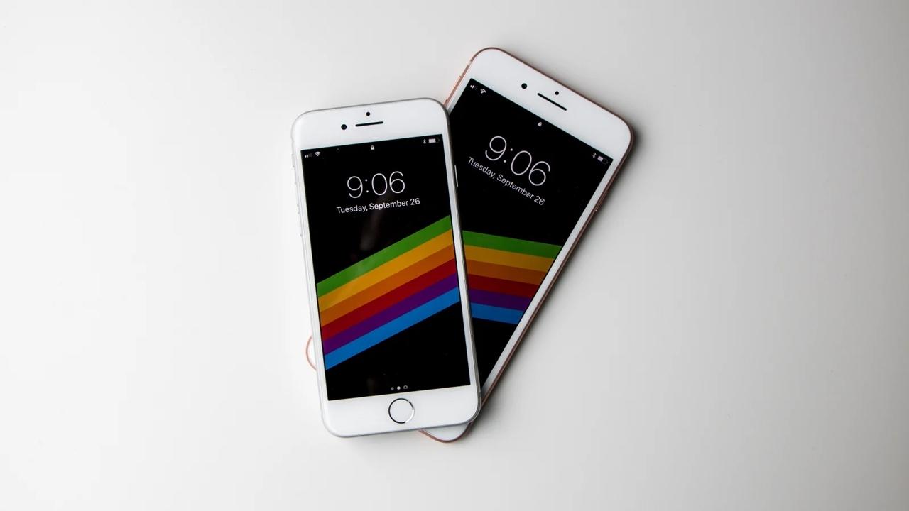 さらばiPhone 8! いいiPhoneでした