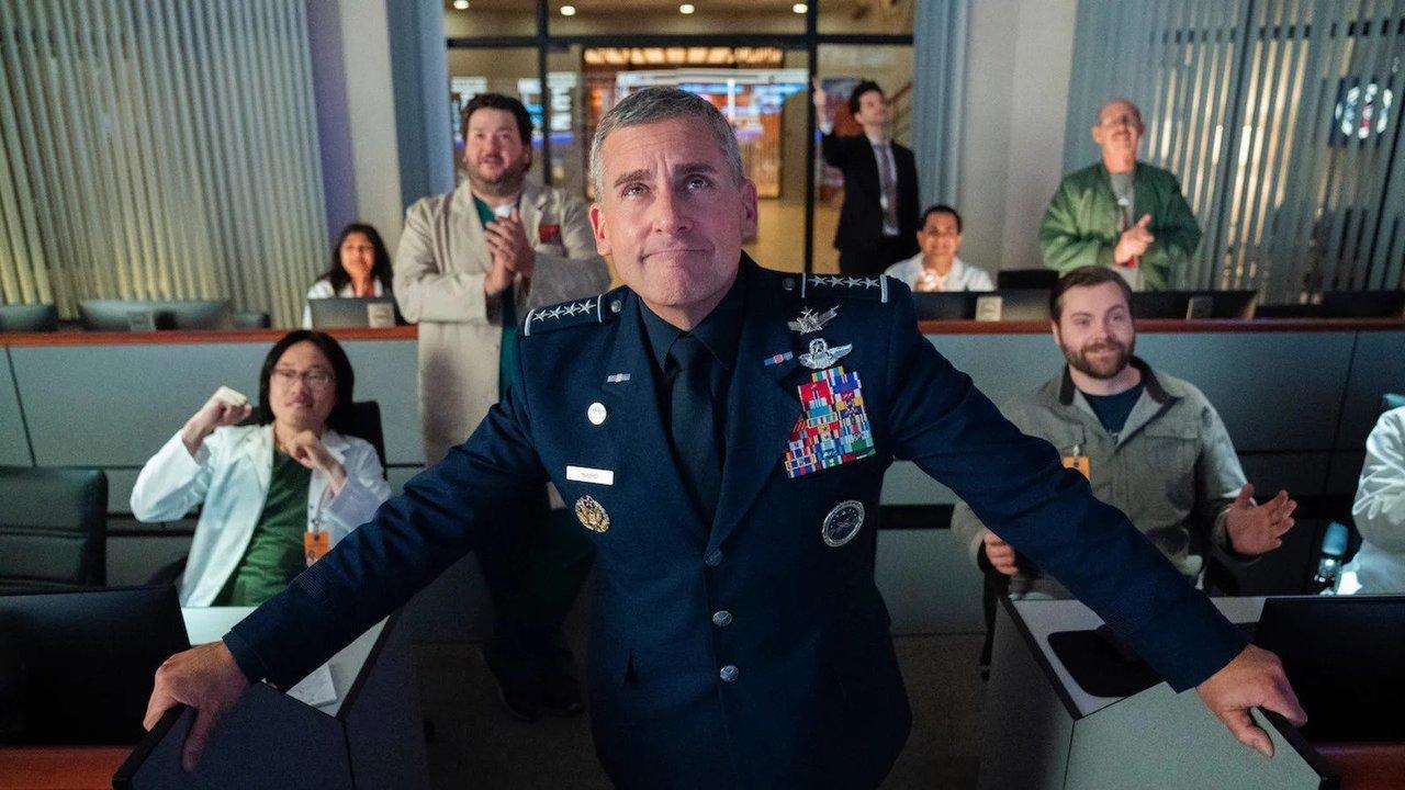 米宇宙軍をバカにするコメディー映画『スペース・フォース』からファーストルックが届く