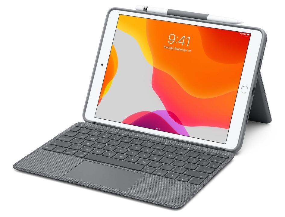ふつうのiPadでもトラックパッド操作を楽しめるキーボードケース