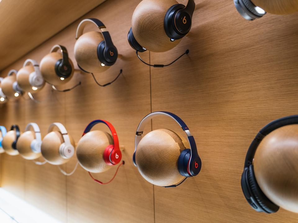 Appleのヘッドホンは「カスタマイズできる」らしいですよ