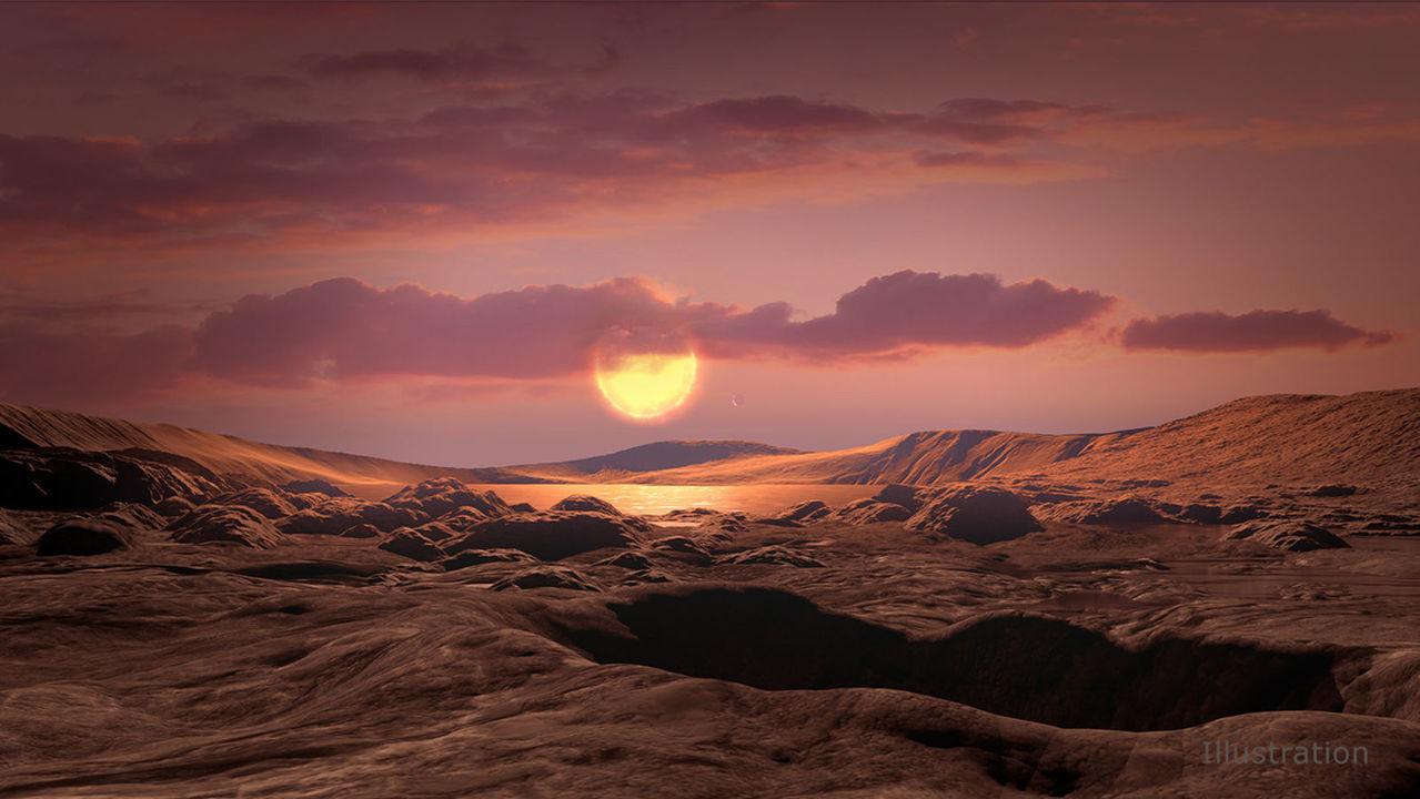 いままでで一番地球っぽい太陽系外惑星、発見。