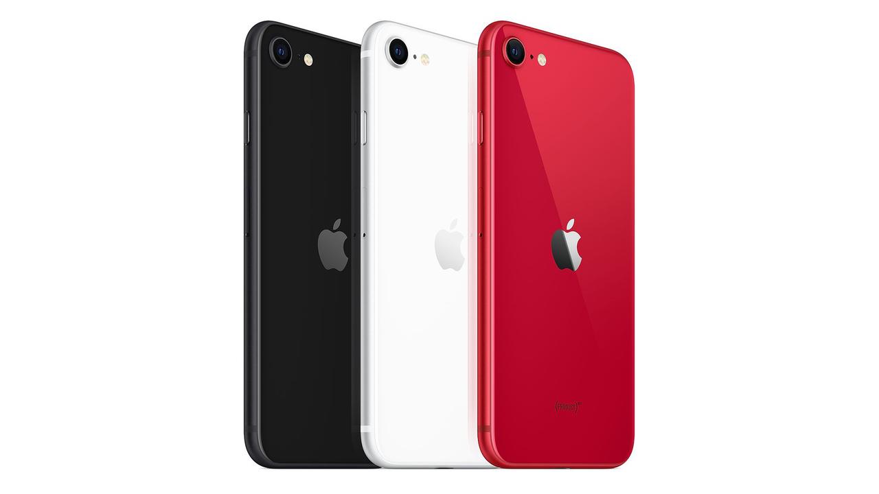 ポイント付きます。iPhone SE(SIMフリー版)ヨドバシとビックカメラでも4月24日発売