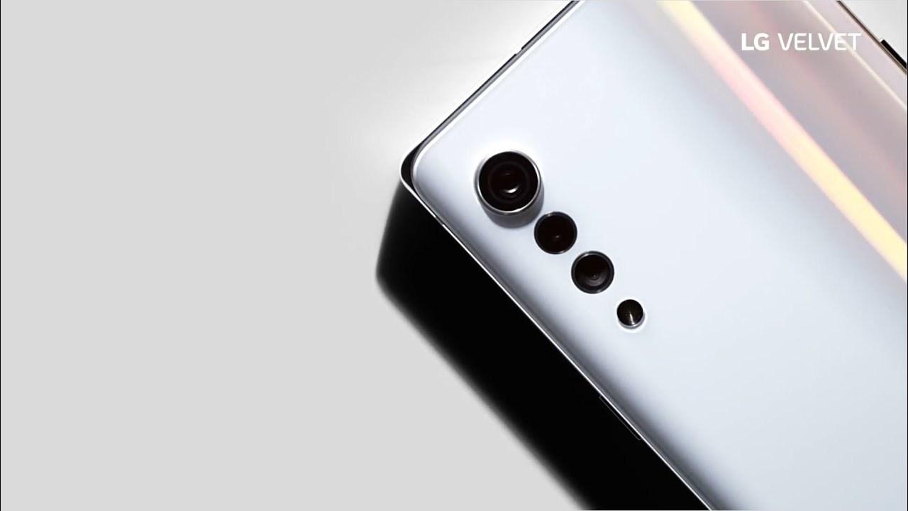 LG Velvetティザー動画を公開、プロセッサはSnapdragon 5G 765