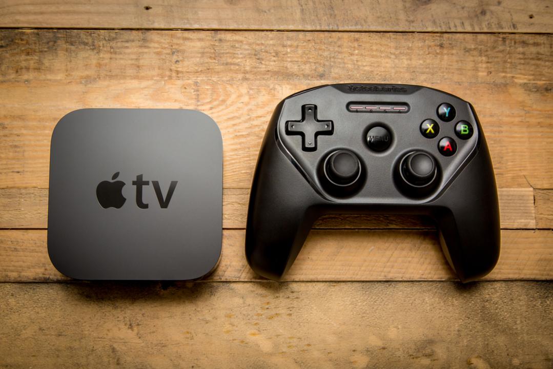 アップル製のゲームコントローラが開発中…って、本当?